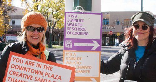 Walk Santa Fe 3