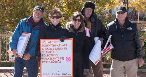 Walk Santa Fe 2