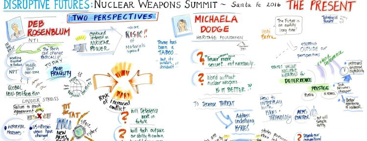 Santa Fe Disruptive Futures: Graphic Recording